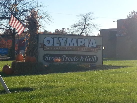 Olympia Candy: The Promise of Treats