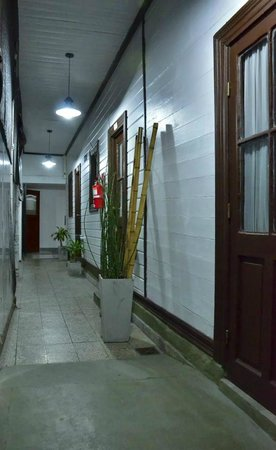 Hostel Berisso: Pasillo