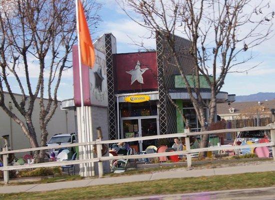 Lone Star Taqueria: Storefront
