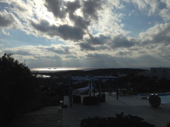 Aperado Vacation Rentals: View from the House's Entrance