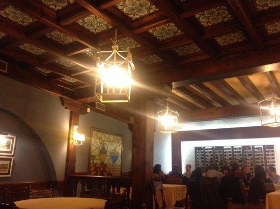 Guadalajara, İspanya: Restaurante Miguel Ángel