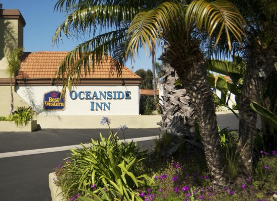 BEST WESTERN Oceanside Inn : You can always expect comfort and great hospitality when you visit the BEST WESTERN Oceanside In