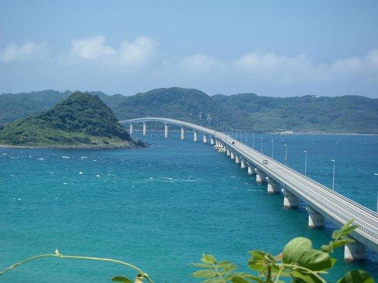Hotel Nishi-Nagato Resort : 角島大橋