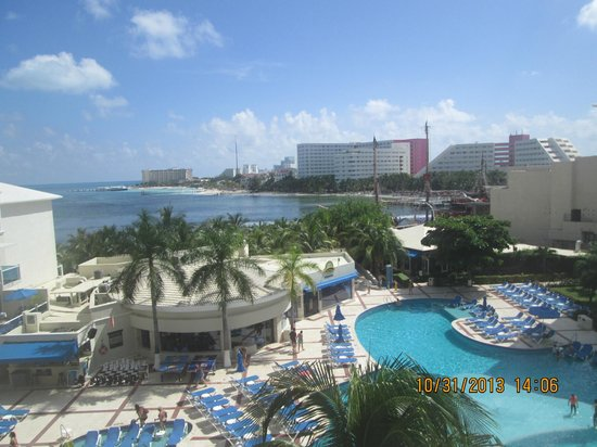 Occidental Costa Cancun : awesome room 524