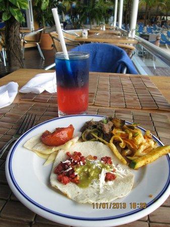 Occidental Costa Cancun : Great food