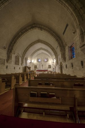 Cloisters of the Monastery of Saint Bernard de Clairvaux: St. Bernard de Clairvaux Chapel
