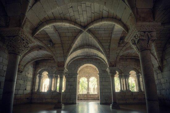 Cloisters of the Monastery of Saint Bernard de Clairvaux: St. Bernard de Clairvaux Prayer Room_