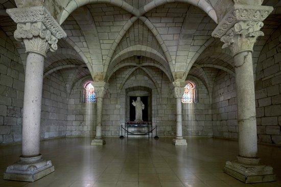 Cloisters of the Monastery of Saint Bernard de Clairvaux: St. Bernard de Clairvaux Prayer Room