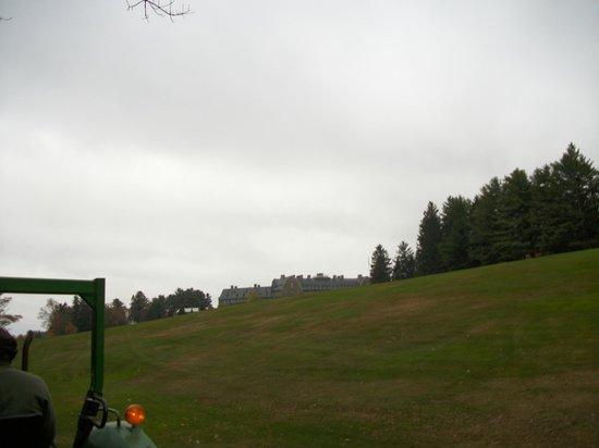 Skytop Lodge: Hayride