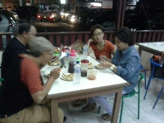 Pempek Palembang Siska: pempek paling enak di manado