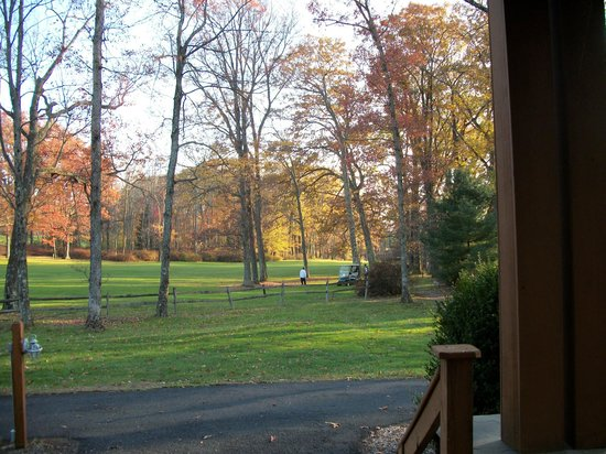 Skytop Lodge: Cottage View