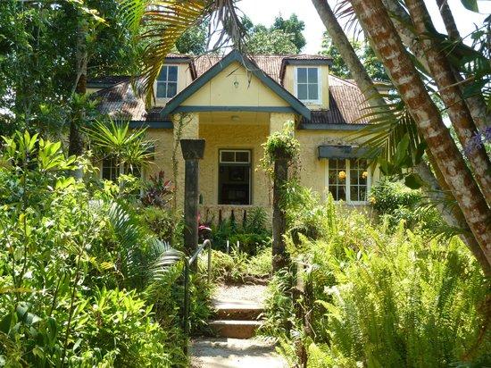 Paronella Park : Paronella's Cottage