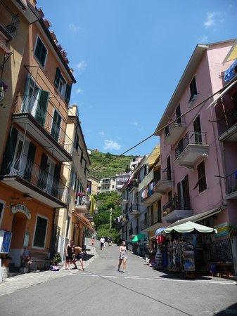 Locanda Giuliana : top end of village