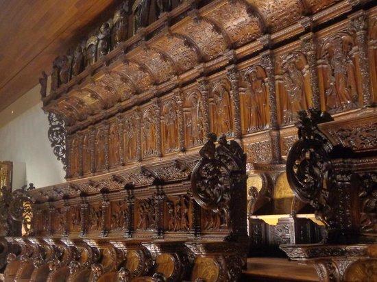 La Piedad - Gregorio Fernández - Picture of Museo Nacional de Escultura, Vall...
