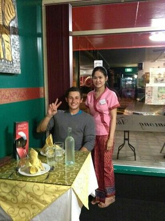 Nakontong Thai Restaurant at Thames: VIP costumer