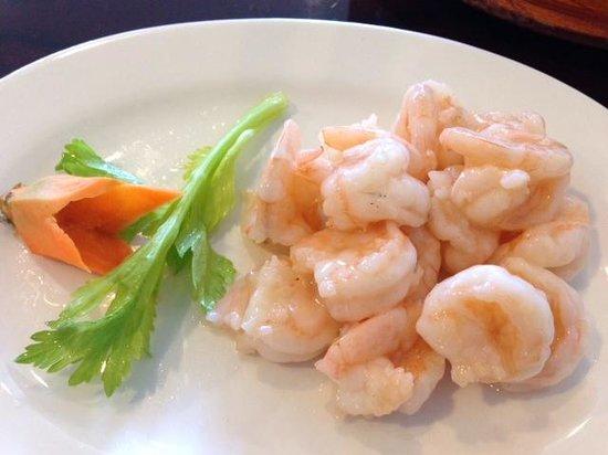 Lee's Kitchen: 清炒蝦仁