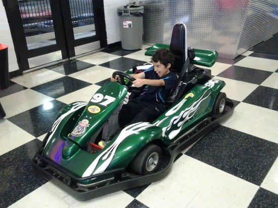 Go Karts Toronto Mini-Indy