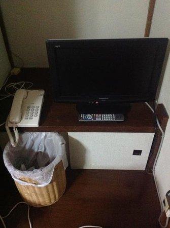 Fuji-Hakone Guest House: tv etc