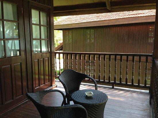 Meritus Pelangi Beach Resort Spa Langkawi Balcony