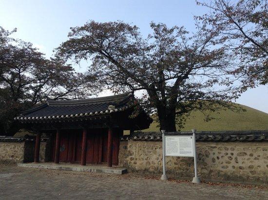 Daereungwon: 大陵苑2