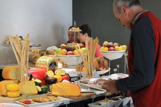 Victoria & Alfred Hotel: incredible breakfast buffet