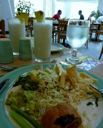 Park Royal Cancun: Almoço