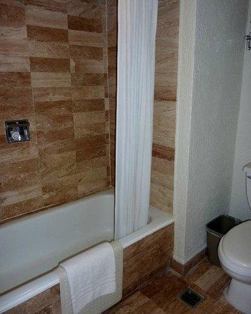 Park Royal Cancun: A banheira nem tivemos tempo de usar