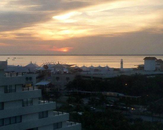Park Royal Cancun: Vista do quarto 2604