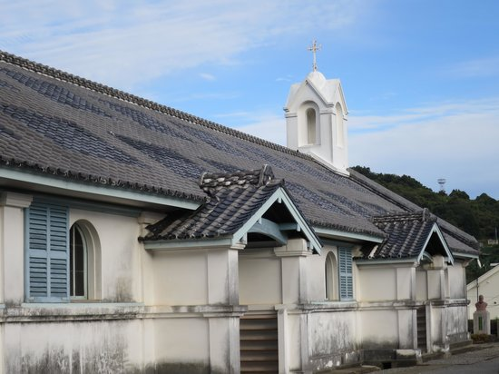 Shitsu Church: 外観