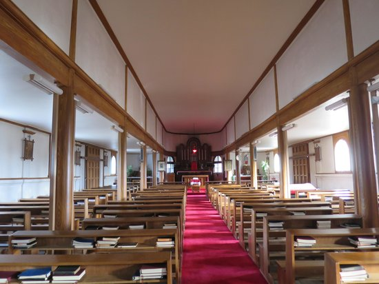 Shitsu Church: 内部