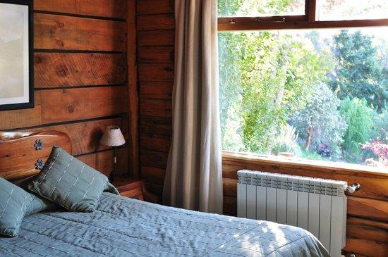 Cabanas Terrazas del Campanario: Habitacion
