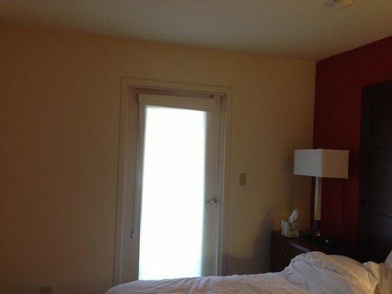 Residence Inn La Mirada Buena Park: Second fllor rooms - hard to sleep