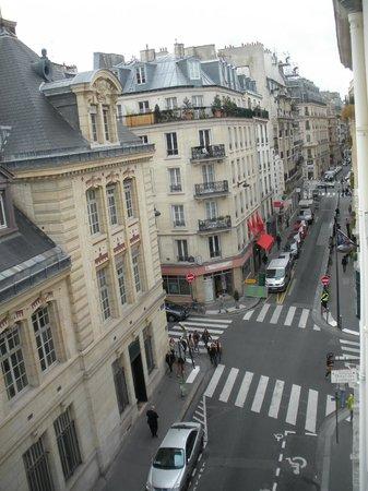 Hotel Design Sorbonne: Rue Victor Cousin