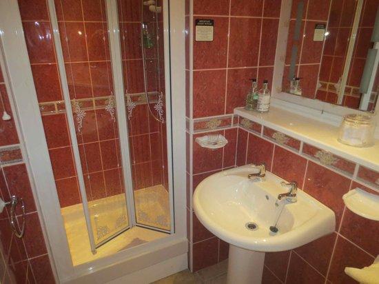 AmarAgua Guest House: Bathroom