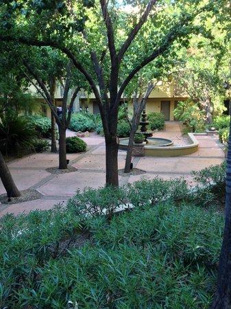 Pointe Hilton Squaw Peak Resort: Courtyard