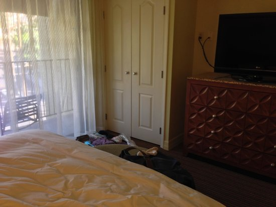 Pointe Hilton Squaw Peak Resort: Bedroom