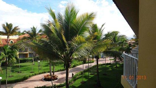 VH Gran Ventana Beach Resort: view from the room 1