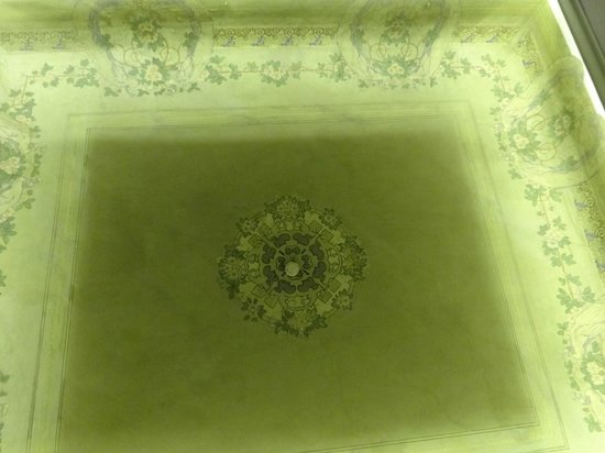 Hotel Ferrucci : The celling