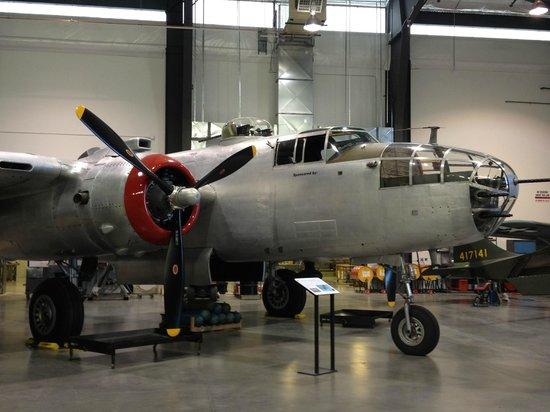National Museum of World War II Aviation: B-25