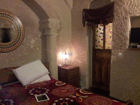 Kismet Cave House: The beautiful Jasmine cave deluxe room