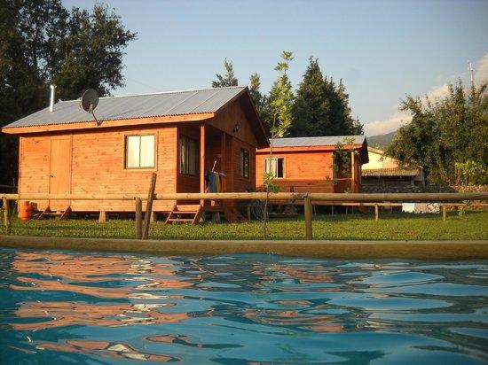 Cabanas Nativa: piscina