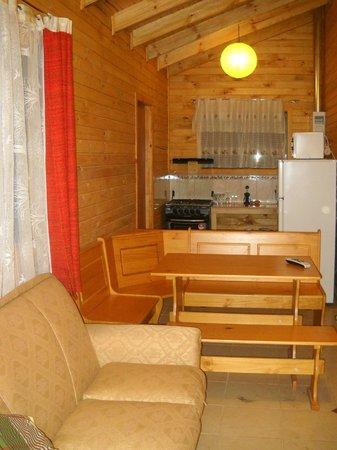 Cabanas Nativa: interior