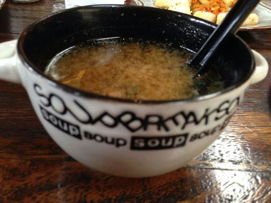 Tokyo Connection: Miso Soup