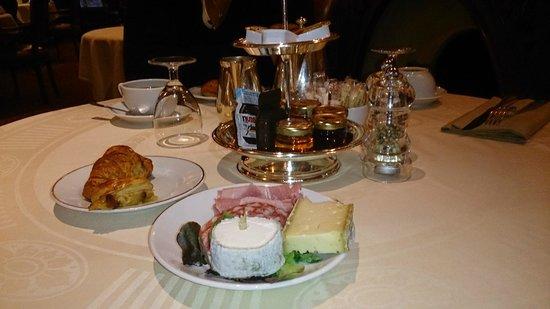 Regina Hotel: Café da manhã