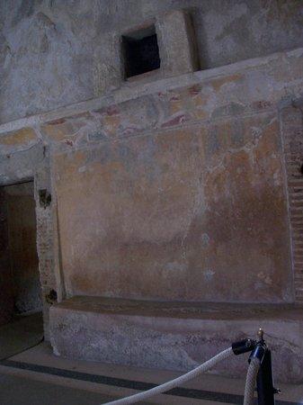 The Forum Baths: Inside the Apodyterium
