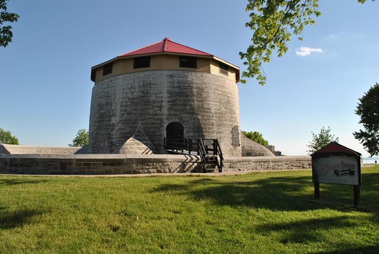 ‪Murney Tower National Historic Site‬