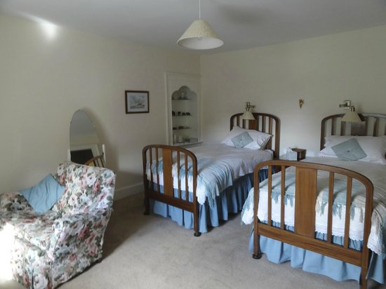 Sule Skerry Homestay B&B : Our lovely room