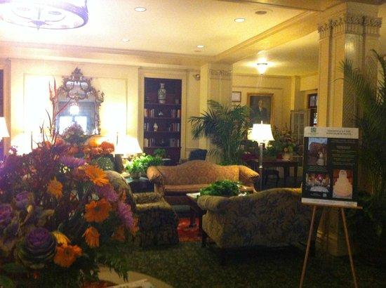 Hawthorne Hotel : Lobby