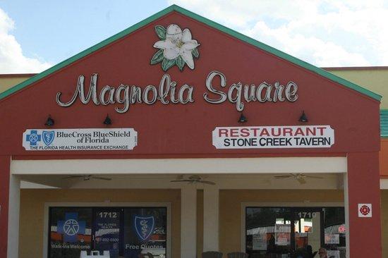 Magnolia Square St  Cloud Fl/ U S  Hwy 192 - Picture of Stone Creek