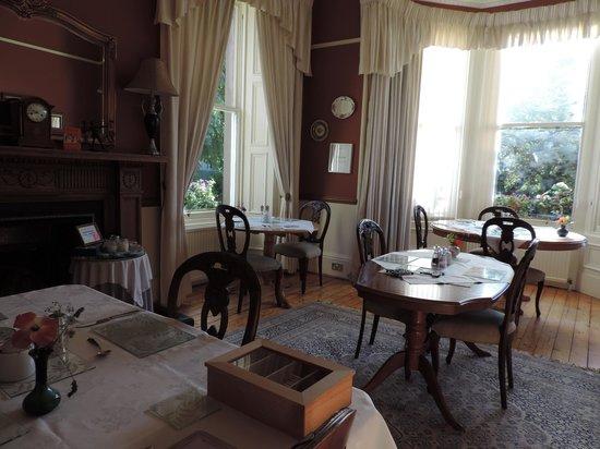 Ard-na-said: Dining room